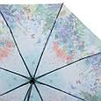 Оригинальный женский зонт автомат AIRTON (АЭРТОН) Z3916-5062 разноцветный, фото 3