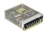 Блок питания Mean Well NES-50-12 В корпусе 50.4 Вт, 12 В, 4.2 А (AC/DC Преобразователь)