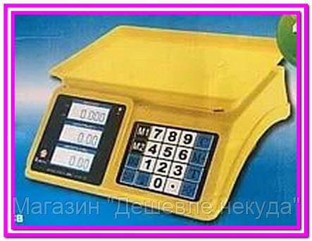 Весы ACS 40kg/5g MS 266 Domotec 4V!Опт, фото 2