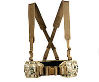 Жилет разгрузочный TASMANIAN TIGER Warrior Belt UKR MC multicam