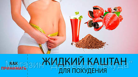 Жидкий Каштан для похудения!Опт, фото 2