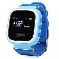 Smart Baby Watch Q60s - голубые часы