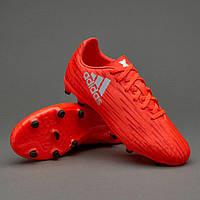 Футбольные бутсы Adidas X 16.3 FG S79489 JR (Оригинал)