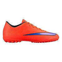 Взуття Футбол Nike Mercurial Victory V TF (651646-650) (оригінал), фото 1