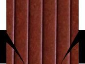 Пробковый компенсатор (порожек) RG-103 Махагон