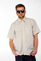 Серая мужская рубашка