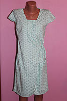 Комплект халат +ночнушка для кормящих грудью