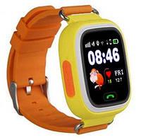 Smart Baby Watch Q90 - оранжевые часы