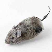 Заводные животные 568-22 мышка, 12-6-5,5см