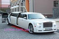 Прокат Лимузина Rolls-Royce Phantom (реплика 300С) 2011г.