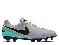 Обувь Футбол Бутсы Nike Tiempo RIO III FG (819233-003) (оригинал), фото 1