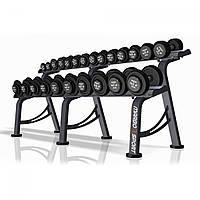 Гантельный ряд Marbo-Sport 4-56 кг.