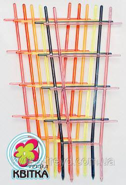 Лесенка полупрозрачная для цветов  485 мм (Эталон)
