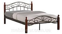 Кровать кованая Мелис 120 (Melis 120)