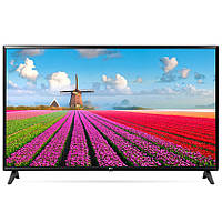 Телевизор LG 43LJ594V (PMI 1000 Гц,Full HD, Smart TV, Wi-Fi, Virtual Surround Plus2.0 10Вт)