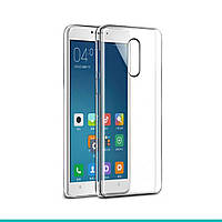 Чехол-накладка TOTO TPU case clear Xiaomi Redmi Note 4 Transparent