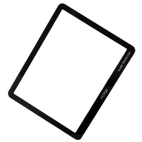 Cтеклянный защитный экран Fotga glass screen protector для Canon 40d 50d 5d markII