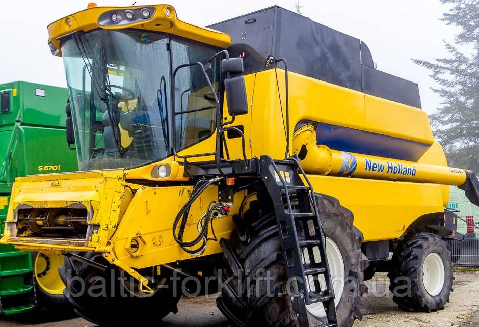 NEW HOLLAND 6080
