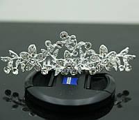Свадебные диадемы для невест. Диадема на гребешке для волос 157