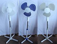 Вентилятор WIMPEX-1607, Напольный вентилятор, Вентилятор для дома и офиса, Домашний вентилятор