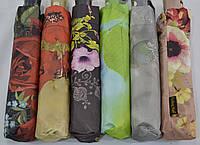 """Зонт женский полуавтомат """"цветок"""" оптом на 8 карбоновых спиц от фирмы """"Feeling Rain"""""""