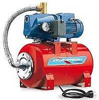 Pedrollo jsw 2АХ аналог jsw15м 1.1 кВт (бак 50л) насосная станция для воды