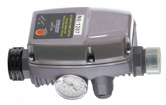 Электронный контроллер давления «Насосы+» EPS–15