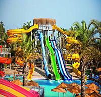 Отели в Турции с лучшими аквапарками