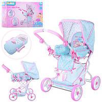 """Коляска для куклы D-86687 """"Princess Mimi"""", 42,5х52х75 см (Y)"""