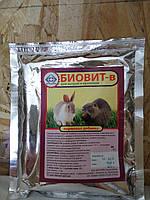 Биовит нутрия, кролик 150 гр