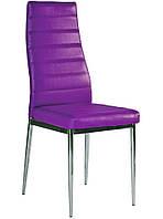 Стул С14 фиолетовый 39х38х96