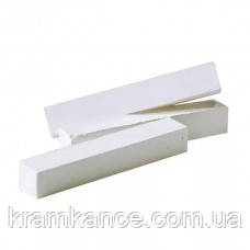 Мел белый 1ВЕРЕСНЯ квадрат. 100шт., фото 2
