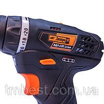 Шуруповерт аккумуляторный ДНІПРО-М АДЛ-12Е + Бесплатная доставка*, фото 2