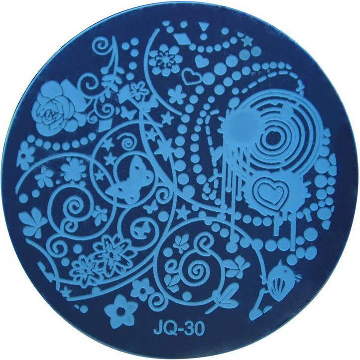 Диск для стемпинга, JQ-30