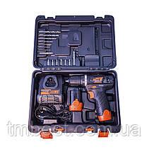Шуруповерт аккумуляторный ДНІПРО-М АДЛ-12Е + Бесплатная доставка*, фото 3