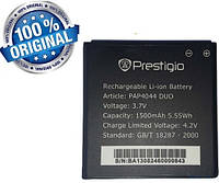 Аккумулятор батарея для Prestigio MultiPhone PAP 4044 оригинальный