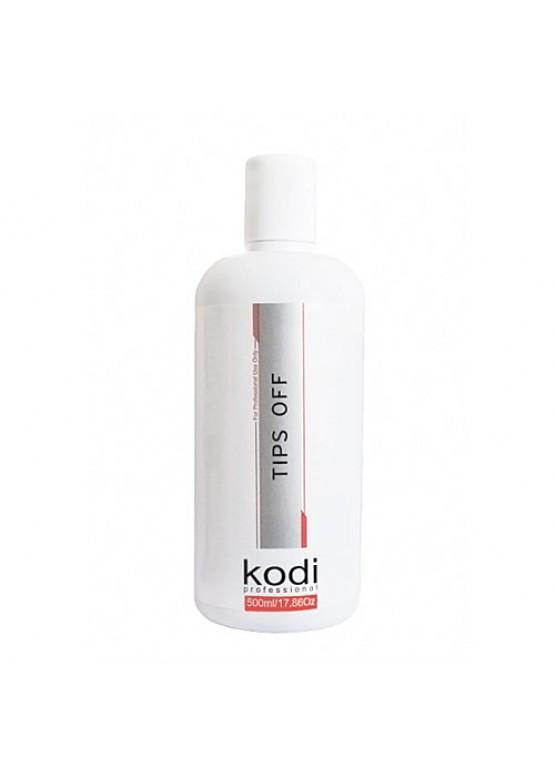 Tips Off Kodi Professional (жидкость для снятия гель-лака / акрила), 500 мл