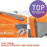 Дорожный органайзер Travel Check Orange/сумка органайзер