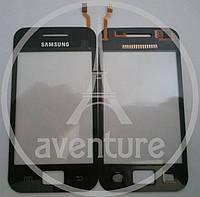 Сенсор Samsung S5830i GALAXY ACE чёрный copy