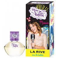 Детская парфюмированная вода LA RIVE VIOLETTA MUSIC, 20 мл