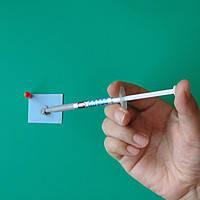 Термопаста серая шприц маленький (50шт в уп)