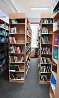 Стеллажи библиотечные