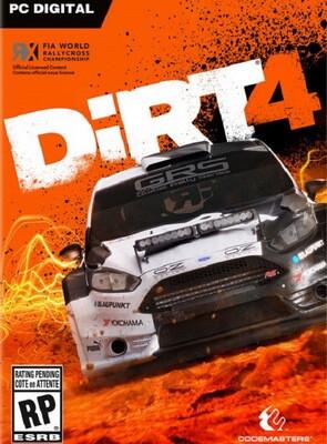 Dirt 4 (PC) Лицензия