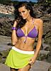 Женская пляжная юбка M 266 MEG (25 цветов), фото 7