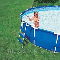 Каркасный бассейн Intex 28236 (старый арт. 54946). 457х122 см., фото 3