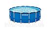 Каркасный бассейн Intex 28236 (старый арт. 54946). 457х122 см., фото 2
