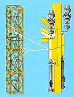 Болты крепления башенной секции Liebherr