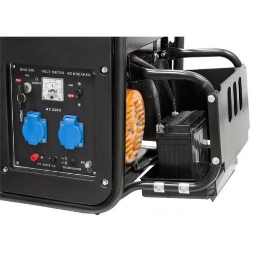 Бензиновый генератор SADKO GPS 3000Е фото 2