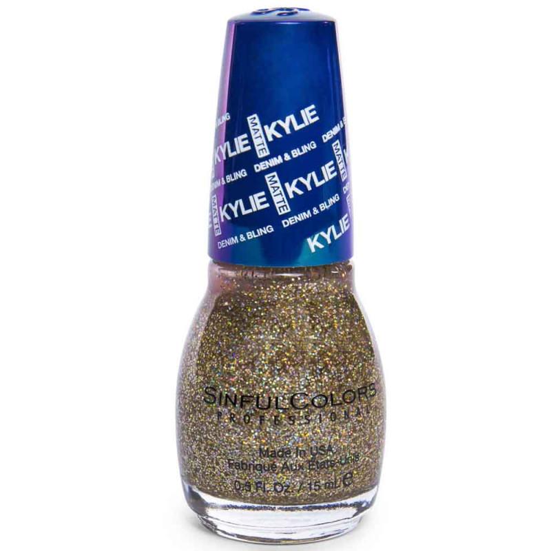 Лак для ногтей Sinful Colors Professional Kylie Jenner Karats Of Kargo