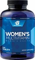 Витамины для женщин Women's Multivitamin, 120 табл